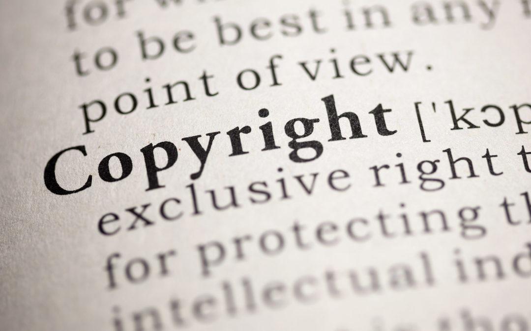Die Sache mit dem Urheberrecht